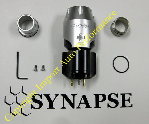 Synapse Engineering Synchronic Blow-Off Valve (BOV)