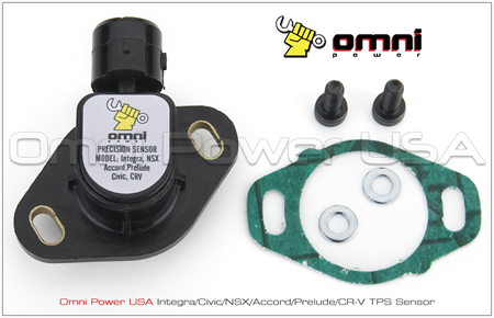 Honda Acura Replacement Throttle Position Sensor (TPS)
