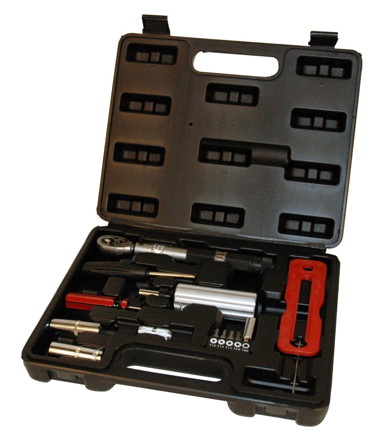 Dynamic TPMS Service Tool Kit Torque Wrench Core Tool and Grommet Tools