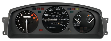 OMNI-Power EG Honda Civic Tachometer 9000rpm