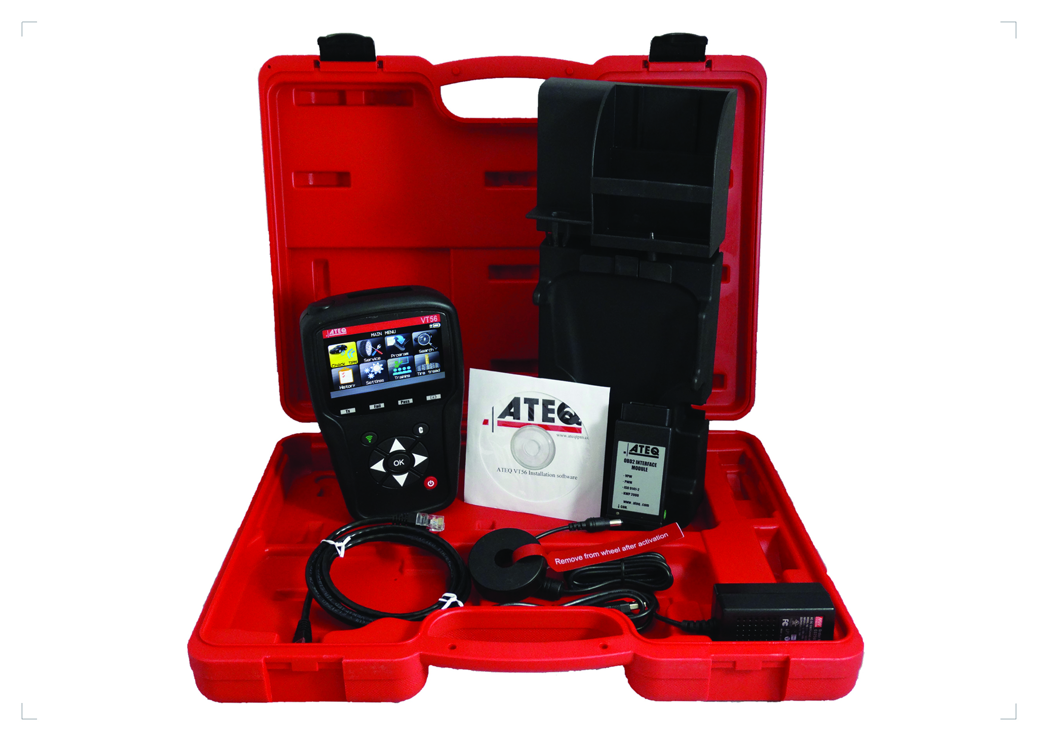 ATEQ VT56-PROMO TPMS Tool with Intuitive Actions