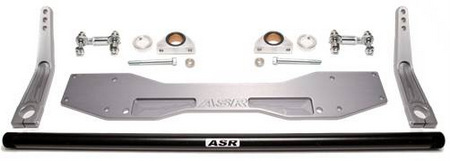 ASR 02-06 Acura RSX Honda Civic EP3 32mm Racing Hollow Swaybar Kit