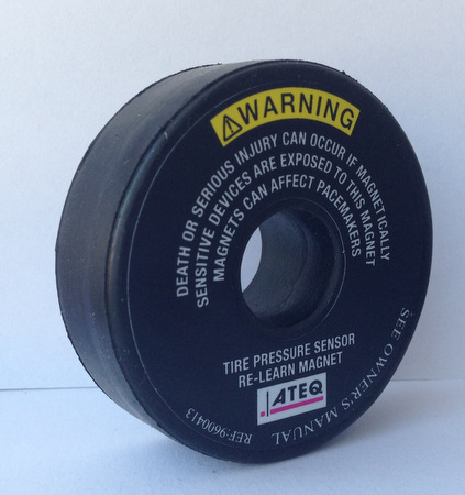 ATEQ Tire Pressure Monitoring System (TPMS) Relearn Training Magnet