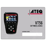 ATEQ VT56 TPMS Reset Tool Annual Subscription Update